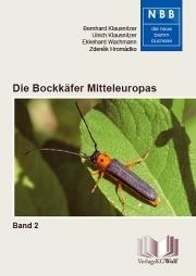 Die Bockkäfer Mitteleuropas – Band 2